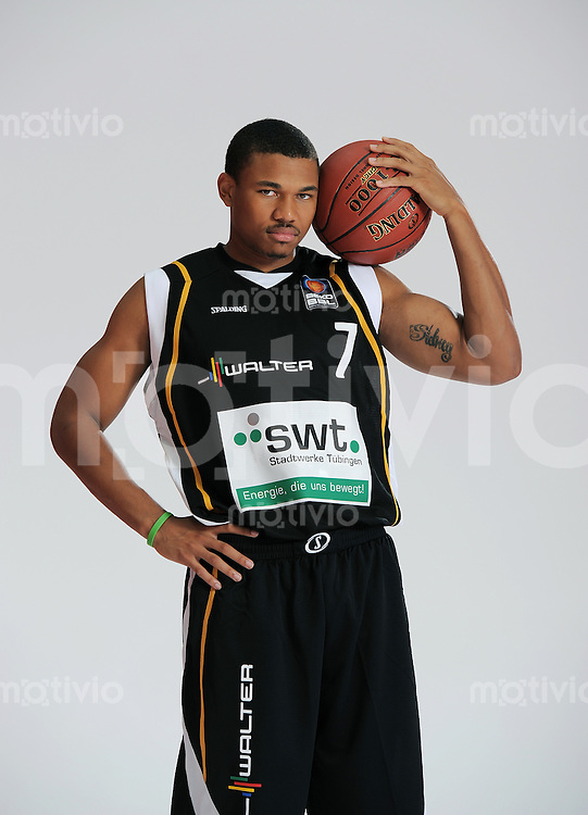1. Basketball Bundesliga 2011/2012  21.08.2010 Walter Tigers Tuebingen   Tyrone Nash (Tigers)