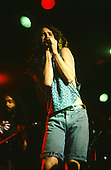 SOUNDGARDEN - Kim Thayil and Chris Cornell - performing live at The Whisky A-Go-Go in Hollywood, CA USA on December 7, 1989.  Photo © Kevin Estrada / Iconicpix