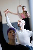 Les Ballets de Monte Carlo: Rehearsals
