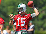 June 7, 2012: New York Jets Organized Training Activities