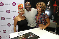 NEW ORLEANS, LA - JULY 3, 2016 Kim Fields, Morris Chestnut & Jaz Sinclair backstage at the Convention Center for the Essence Festival, July 3, 2016 in New Orleans, Louisiana. Photo Credit: Walik Goshorn / Media Punch