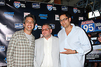 "LOS ANGELES - MAY 31:  Ray Romano, Tom Caltabiano, Guests celebrating the DVD release of ""95 Miles to Go"" at Baby Blues BBQ Resturant on May 31, 2012 in Hollywood, CA"