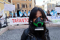 Cittadini di Taranto contro  ILVA