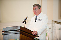 White Coat Ceremony, class of 2015. William Jeffries, Ph.D.