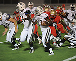 Lafayette High vs. Duval Charter in Oxford, Miss. on Friday, September 7, 2012. Lafayette High won 69-0.