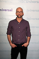 PASADENA - APR 18:  Jim Rash arrives at the NBCUniversal Summer Press Day at The Langham Huntington Hotel on April 18, 2012 in Pasadena, CA