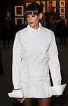 Creme De Michelle Departs <br /> NYFW Fall 2016 DESIGUAL Fashion Show
