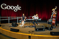 Whitney Nichole Performs for Google at the Googleplex in Mountain View, CA