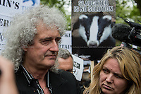 "01.06.2013 - ""National March Against the Badger Cull"""