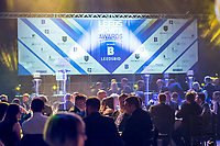 Picture by Allan McKenzie/SWpix.com - 07/03/2017 - Commercial - Leeds Sports Awards 2017 - First Direct Arena, Leeds, England - Leeds Sports Awards, The Brief, branding.