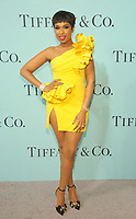 NEW YORK, NY - APRIL 21: Jennifer Hudson attends Tiffany & Co Celebrates The 2017 Blue Book Collection at ST. Ann's Warehouse on April 21, 2017 in New York City. Photo by John Palmer/MediaPunch