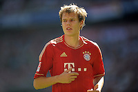 FUSSBALL   1. BUNDESLIGA  SAISON 2011/2012   5. Spieltag FC Bayern Muenchen - SC Freiburg         10.09.2011 Holger Badstuber (FC Bayern Muenchen)