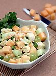 Turkey - Melon Salad
