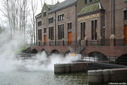 Ir.D.F. Wouda steam pumping station, Lemmer - Netherlands (Holland).<br /> In 1998 this monument was placed at the World Heritage List of UNESCO. See also http://whc.unesco.org/sites/867.htm (and the Dutch site http://www.woudagemaal.nl).  Ir.D.F. Wouda-stoomgemaal, Lemmer - Nederland.<br /> In 1998 is dit monument geplaatst op de Werelderfgoedlijst van UNESCO.