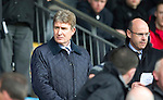 St Johnstone v Rangers....05.04.11 .Sandy Jardine.Picture by Graeme Hart..Copyright Perthshire Picture Agency.Tel: 01738 623350  Mobile: 07990 594431