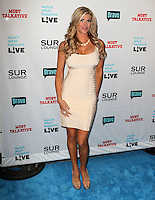 Alexis Bellino.Bravo's Andy Cohen's Book Release Party For &quot;Most Talkative: Stories From The Front Lines Of Pop Held at SUR Lounge, West Hollywood, California, USA..May 14th, 2012.full length white dress cream.CAP/ADM/KB.&copy;Kevan Brooks/AdMedia/Capital Pictures.