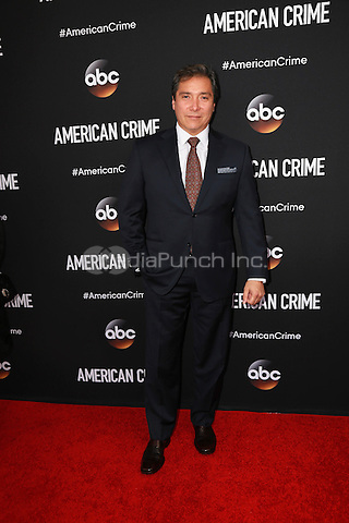 LOS ANGELES, CA - FEBRUARY 28: Benito Martinez at the American Crime Premiere at the Ace Hotel in Los Angeles, California on February 28, 2015. Credit: David Edwards/DailyCeleb/MediaPunch