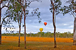 20100716 July 16 Cairns Hot Air