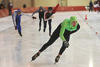 Badger State Winter Games '08 - Long Track Speedskating