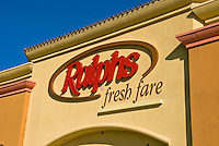 Ralphs, Grocery, Store, Supermarket, USA, is a major, supermarket, chain, Southern California, CA, Travel, Destination, View, Unique, Quality