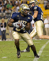 September 06, 2008: Pitt running back LaRod Stephens-Howling..The Pitt Panthers defeated the Buffalo Bulls 27-16 on September 06, 2008 at Heinz Field, Pittsburgh, Pennsylvania.