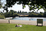 Healdsburg Memorial Beach on Russian River