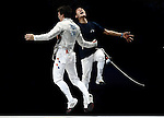 2012 LONDON OLYMPICS FENCING