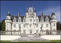 Magic Kingdom style castle for sale.