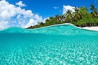 Honeymoon Beach, St. John Virgin Islands National Park