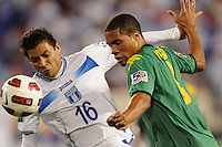 Honduras vs Jamaica, June 13, 2011