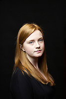 Lynn Ballingall, 23, church adminstrator from Glasgow. <br /> <br /> 'I love it- I have blonde and brunette and ginger hairs. You get the best of all three in one.'<br /> <br /> 'I don&rsquo;t think I am unique or special. Hairdressers love my hair, as do the older generation, they always ask if I dye it and when I say no they say, 'Dont ever dye it!''.<br />  <br /> 'My mum was told that gingers can get away with wearing any colour. They just can&rsquo;t wear grey.'<br /> <br /> 'When I travel I get a lot of stares. In Bangladesh everyone thought it was my birthday. I visited a clinic and a man (with hair dyed) shouted 'birthday? birthday?'. They dyed their hair on their birthday.'<br /> 'You feel solidarity with other gingers but probably because it looks nice.'