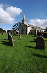 St Aidans church, Kirkbymoorside, North Yorkshire, England. Sep 2007.