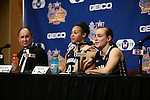 14-15 BYU Women's Basketball - WCC vs St Marys