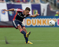 New England Revolution vs DC United April 14 2012