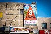 Waiting to gentrify. Bloor Street, Toronto. 2014. Nikon D200
