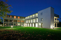 Wolfson College Accommodation Block by Berman Guedes Stretton Architects