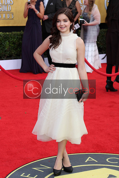 LOS ANGELES - JAN 30:  Ariel Winter arrives at the 2011 Screen Actors Guild Awards  at Shrine Auditorium on January 30, 2011 in Los Angeles, CA