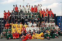 FIA GT3 Class of 2008 Photo call