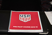 US Soccer Coaching/course with MLS coaches, December 17, 2016