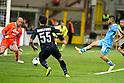 "Yuto Nagatomo (Inter), APRIL 26, 2014 - Football / Soccer : Italian ""Serie A"" match between Inter Milan 0-0 SSC Napoli at Stadio Giuseppe Meazza in Milan, Italy. (Photo by Enrico Calderoni/AFLO SPORT)]"