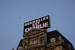 Bruxelles est Charlie Hebdo