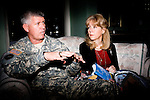 Major General Mark Graham and his wife, Carol, talk about the deaths of their two sons in their Fort Carson home in Colorado Springs, Colo.  Their son, Second Lt. Jeff Graham was killed by a roadside bomb in Iraq just months after their other son, ROTC Cadet Kevin Graham, committed suicide in his apartment.  Since Kevin's suicide, the Grahams have been outspoken advocates for suicide prevention.