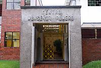 The Centro Monsegnor Romero at the Universidad Centroamericana or UCA in San Salvador, El Salvador