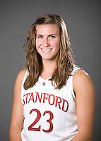 Jeanette Pohlen of the Stanford basketball team.