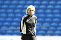 Silvia Neid (GER), MARCH 7, 2012 - Football / Soccer : The Algarve Women's Football Cup 2012, match between Japan and Germany in Estadio Algarve, Faro, Portugal. (Photo by AFLO) [3604]..