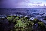 Ocean Waves From Restaurante Pearla Del Mar, Punda