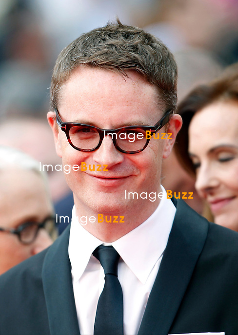 CPE/ Nicolas Winding Refn attend the Opening ceremony and the 'Grace of Monaco' Premiere during the 67th Annual Cannes Film Festival on May 14, 2014