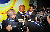 CONCACAF Draw, Miami, November 7, 2012