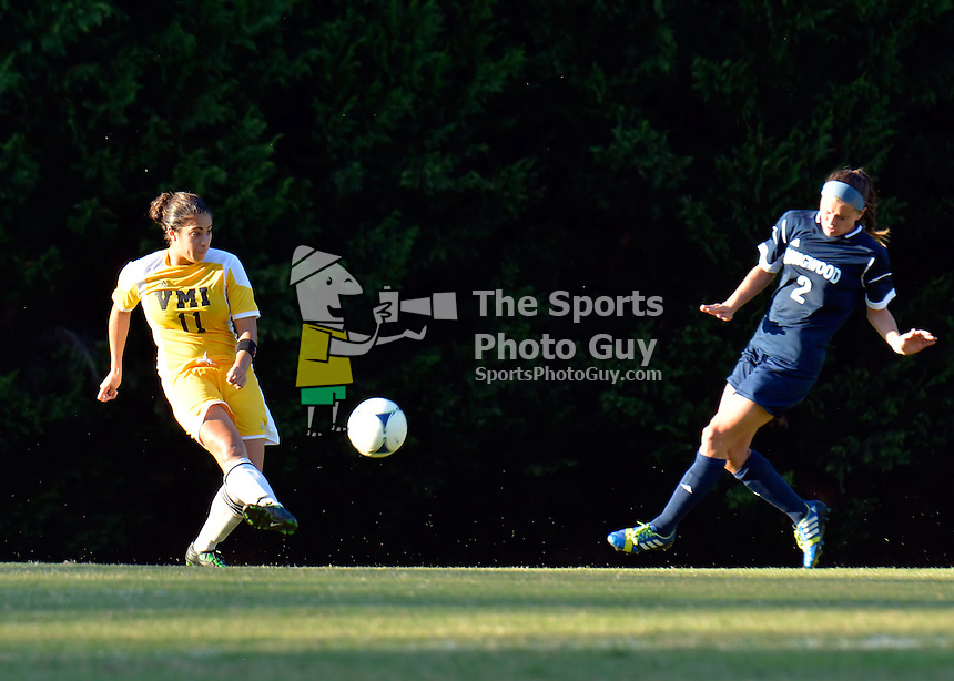 NCAA Women's Soccer: Longwood shuts out VMI, 3-0