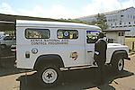 Kenya Nation Aids Control Programme Vehicle, Nyanza Provincial General Hospital
